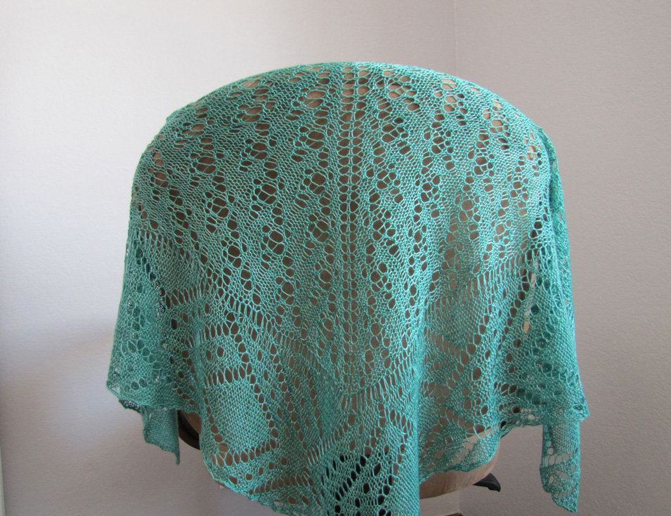Sweet Wedding Shawl
